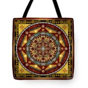 Mandala Oriental Bliss Sp Tote Bag