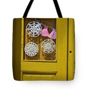 Mandalas Door Tote Bag