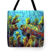 Mandarinfish  Tote Bag