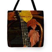 Mandolin Autumn 1 Tote Bag