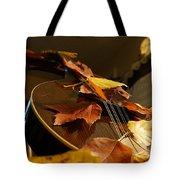 Mandolin Autumn 3 Tote Bag