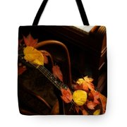 Mandolin Autumn 5 Tote Bag