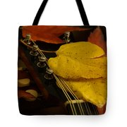 Mandolin Autumn 6 Tote Bag
