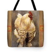 Mandy The Rooster Tote Bag