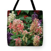 Manet's Garden Tote Bag
