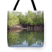 Mangrove Refelections Tote Bag