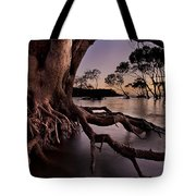 Mangrove Roots Tote Bag