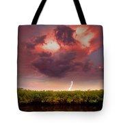 Mangrove Storm Tote Bag