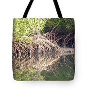Mangroves In The Gambia Tote Bag