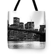 Manhattan 1 Tote Bag
