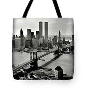 Manhattan 1978 Tote Bag