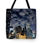 Manhattan Bound Version A Tote Bag