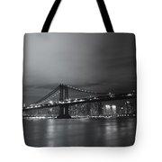 Manhattan Bridge - New York City Tote Bag