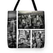 Manhattan Collection II Tote Bag
