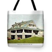 Manhattan Kansas - Manhattan Country Club - 1920 Tote Bag