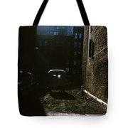 Manhattan Mystery Tote Bag