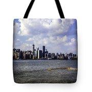 Manhattan On My Mind Tote Bag