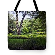 Manhattan Peace Tote Bag