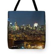 Manhattan Skyline, New York City, New Tote Bag