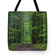 Manistee National Forest Michigan Tote Bag