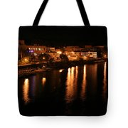 Manistee River Channel 2 Tote Bag