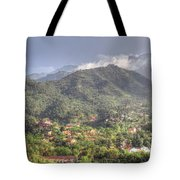 Manitou To The South I Tote Bag
