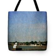 Manitowoc Breakwater Light 2.0 Tote Bag