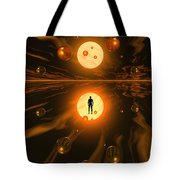 Mankinds Ability To Harness Atomic Tote Bag
