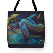 Manly Merman Tote Bag