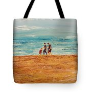 Manly Seashore Sydney Tote Bag