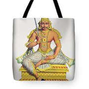Mannarsouvami, Engraved By De Motte Tote Bag