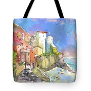 Manorola In Italy 05 Tote Bag