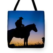 Man's Best Friend Tote Bag by Inge Johnsson