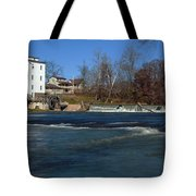 Mansfield Mill Tote Bag