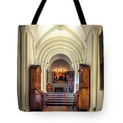 Mansion Hallway IIi Tote Bag