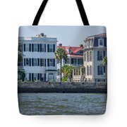Mansions By The Water Tote Bag