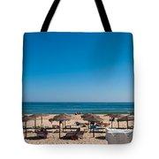 Manta Rota Beach Tote Bag