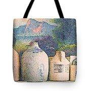 Mantelpiece Tote Bag