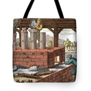 Manufacture Of Arsenic, 1704 Tote Bag