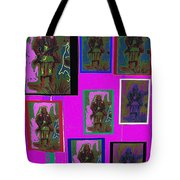 Many Geronimos Collage 1887-2012 Tote Bag