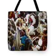 Many Nations Tote Bag