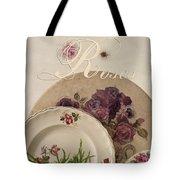 Many Rose Designs Still Life  Tote Bag