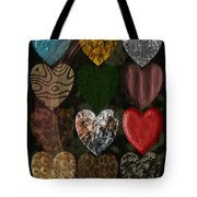 Many Types Of Love Tote Bag