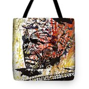 Maori Warrior 1 Tote Bag