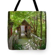 Maple Syrup Barn Tote Bag