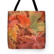 Maple Leaf Rag Tote Bag