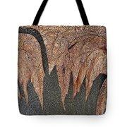 Maple Leaf Unleashed Tote Bag