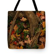 Maple Root Tote Bag
