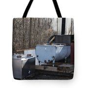 Maple Sap Collected Tote Bag