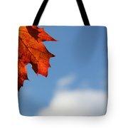 Maple Sky Tote Bag